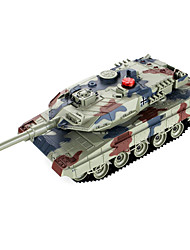 Against Tanks Parent-Child Against Infrared Remote Control Turret Parade Boy Toy Tank Model 4