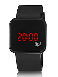 Couple's LED Touchscreen Sport Watch Silicone Wrist watch Digital Fashion Watch(Assorted Color) Cool Watches Unique Watches Strap Watch