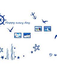 preiswerte -Tiere / Worte & Zitate / Stillleben / Mode / Landschaft / Freizeit Wand-Sticker Flugzeug-Wand Sticker,PVC 60*45*0.1