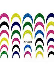 cheap -1PCS  3D French Nail Stickers
