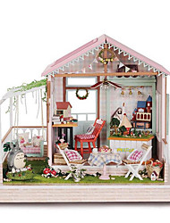 Chi Fun House Diy Cabin A-022 Dreamland Gift Ideas Handmade Wooden Model