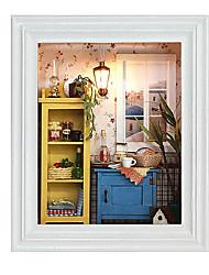 Diy Hut Chi Fun House Warm Dawn Photo Frame Creative Valentines Day Gifts Handmade Gifts