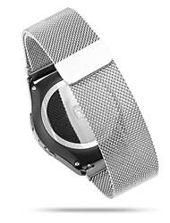 billige -luksus milanese loop rem til samsung gear s3 klassiske urrem
