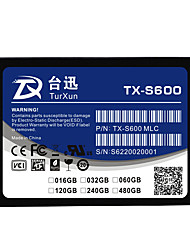 TurXun S600 120G Solid State Drive SSD 2.5 inch SATA 3.0(6Gb/s)