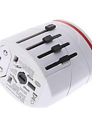 Недорогие -Зарядное устройство для дома Зарядное устройство USB Стандарт США / Евро стандарт / Стандарт Великобритании Несколько портов 2 USB порта 2.1 A / 1 A для