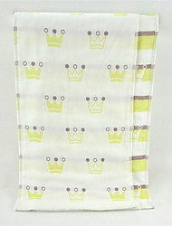 "1PC Full Cotton Wash Towel 19"" by 10"" Cartoon Pattern Super Soft"