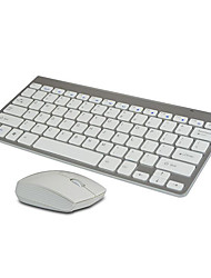 Недорогие -Беспроводной USB Клавиатура и мышьForWindows 2000/XP/Vista/7/Mac OS