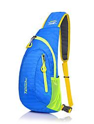 cheap -10 L Shoulder Bag Chest Bag for Leisure Sports Traveling Running Sports Bag Waterproof Multifunctional Running Bag
