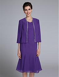 Chiffon Wedding Party Evening Women's Wrap With Beading Coats / Jackets