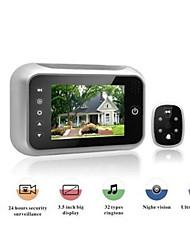 Недорогие -пип зеркало камера домофон дверной звонок дверной звонок дверной звонок вызова для индукции