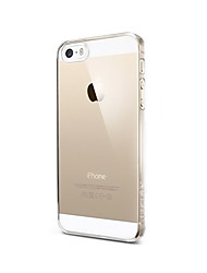 iPhone 5/iPhone 5S compatible Transparent Back Cover