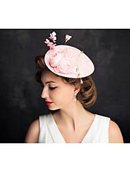cheap -Women's Lace Net Headpiece-Special Occasion Fascinators 1 Piece