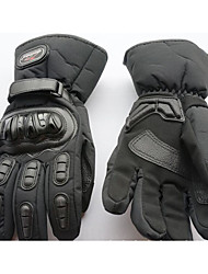 The New MADBIKE Motorcycle Waterproof Gloves, Warm In Winter And Cold, Outdoor Cycling Racing Gloves