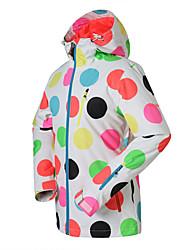 Gsou NEVE® Abbigliamento da neve Giacche da sci/snowboard Per donna Abbigliamento invernale Tessuto sintetico Vestiti invernali