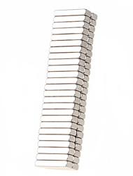 Magnetspielsachen 50 Stücke MM Magnetspielsachen Bausteine Super Strong Seltenerd-Magneten Executive-Spielzeug Puzzle-Würfel Für Geschenk