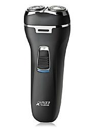 billige -Elektrisk barbermaskin Herre Ansikt Elektrisk / Roterende Barbermaskin Pop-up Trimmere / Dreibart Hode Rustfritt Stål Trueman