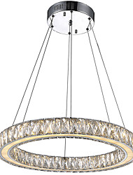 cheap -Chandelier Ambient Light - Crystal LED, Modern / Contemporary, 110-120V 220-240V, Warm White Cold White, Bulb Included