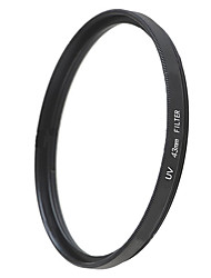 emoblitz 43mm uv ultraviolette beschermer lensfilter zwart