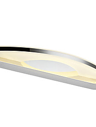cheap -Modern / Contemporary Bathroom Lighting For Metal Wall Light 85-265V 8W