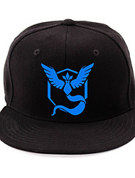 cheap -Hat/Cap Inspired by Pocket Little Monster Ash Ketchum Anime Cosplay Accessories Figure Cap Charmeuse Men's Women's