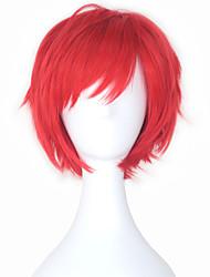 cheap -Cosplay Wigs Cosplay Cosplay Anime Cosplay Wigs 28 CM Heat Resistant Fiber Men's Women's