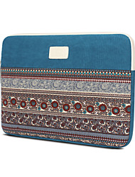 "Sleeve for Macbook 13"" Macbook Air 11""/13"" Macbook Pro 13""/15"" MacBook Pro 13""/15"" with Retina display Bohemian Style Textile Material Waterproof"