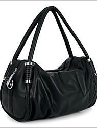 Women PVC Formal Tote Brown / Gray / Black