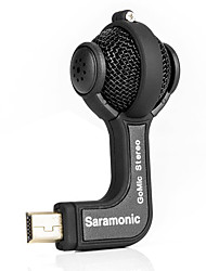 GoMic Nero Plug-in Studio microfono