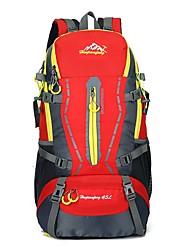 45 L Rucksack Freizeit Sport Laufen Reisen Wasserdicht Multifunktions Nylon