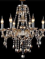 povoljno -Lusteri Uplight - Crystal, Vintage Tradicionalni / klasični Modern / Comtemporary, 110-120V 220-240V Bulb not included