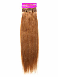 cheap -1PC TRES JOLIE Remy Yaki 16Inch Color 27 Human Hair Weaves