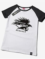 Ispirato da Haikyuu Cosplay Anime Costumi Cosplay Cosplay Tops / Bottoms Con stampe Manica corta T-shirt Per Unisex