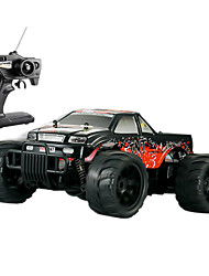 cheap -RC Car HUANQI 543 2.4G 4WD High Speed Drift Car Off Road Car Buggy (Off-road) 1:14 Brushless Electric 15 KM/H Remote Control / RC