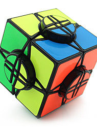 cheap -Rubik's Cube YongJun Alien Smooth Speed Cube Magic Cube Puzzle Cube Professional Level Speed ABS New Year Children's Day Gift