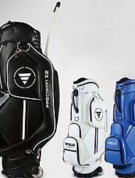 Недорогие -PGM Golf Cart Bag Водонепроницаемость 2 На колесиках пластик Нейлоновое волокно Для занятий спортом на открытом воздухе Гольф Универсальные