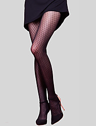 cheap -Women Sexy Thin Pantyhose,Velvet / Spandex Fishnet tights Slim Long Stockings