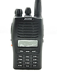 cheap -PX-777 VHF Walkie Talkie Handheld Anolog Low Battery Warning Emergency Alarm PC Software Programmable Power Saving Function Voice Prompt