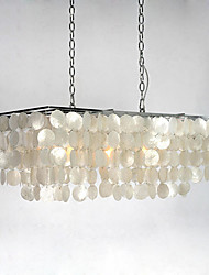 cheap -Rustic/Lodge Modern/Contemporary Traditional/Classic Pendant Light For Living Room Bedroom Dining Room Study Room/Office Kids Room Entry