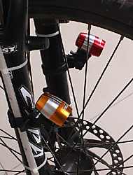 Bike Lights Safety Lights LED - Cycling Impact Resistant Anti Slip Easy Carrying CR2032 Other Cell Batteries Lumens Battery Everyday Use