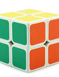 billige -Rubiks terning Shengshou 2*2*2 Let Glidende Speedcube Magiske terninger Puslespil Terning Professionelt niveau Hastighed Konkurrence Gave