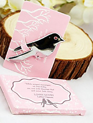 cheap -Love Bird Metal Letter Opener Non-Personalized Favors Silver Beter Gifts® Recipient Gifts