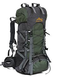preiswerte -50 L Tourenrucksäcke/Rucksack Camping & Wandern Jagd Klettern Wasserdicht tragbar