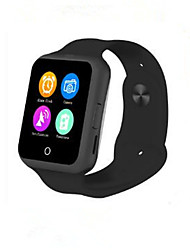 With heart rate elevation temperature display memory extended smart Bluetooth Watch