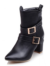 Women's Heels Spring / Fall / WinterHeels / Cowboy / Western Boots / Riding Boots / Fashion Boots / Motorcycle Boots