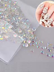 cheap -1000 Rhinestones Glitters Classic Wedding High Quality Daily Nail Art Design