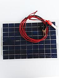 Zdm® 30w dc12v výstup 1.8a monokrystalický křemík solární paneldc12-18v)