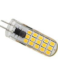billige -250-280lm G4 LED-lamper med G-sokkel T 30 LED Perler SMD 2835 Dekorativ Varm hvid 12V