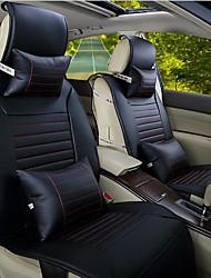 economico -il cuscino del sedile auto, copertura di sede dell'automobile, per tutte le stagioni, in pelle