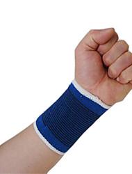 תנועת שורש כף יד חדשה כותנה לסרוג כדורסל אימון חם ספורט בטיחות תמיכת מפרק 1 זוג