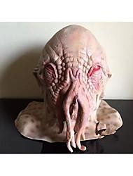 Máscaras de Dia das Bruxas Máscara de Animal Brinquedos Fantasma Tema de Horror 1 Peças Dia das Bruxas Baile de Máscaras Dom